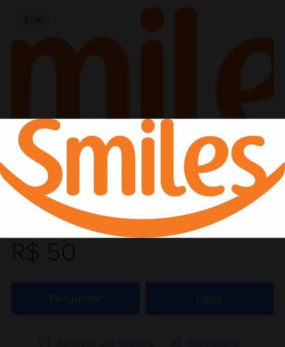 Milhas Aéreas Smiles (gol)