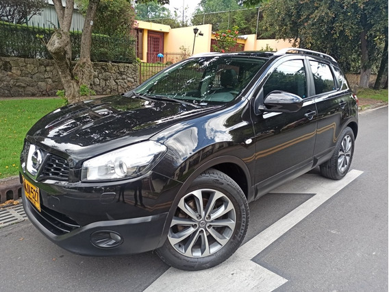 Nissan Qashqai Exclusive Cvt At 2.0 4x4 Full Techo Panoram