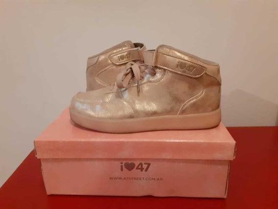 Zapatillas 47 Street Número 37