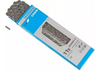 Corrente Shimano Hg601 138 Elos 11v Ideal Cassetes 46-48-50d