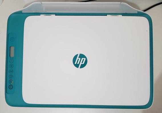 Multifuncional Hp Deskjet 2675 - Funcionando