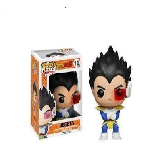 Funko Pop Dragon Ball Z Vegeta 10 Figura De Vinil Original