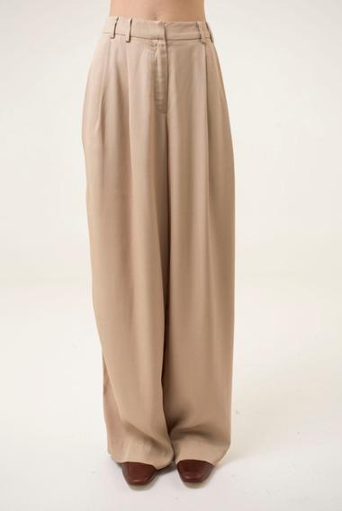 Pantalon Ursa Camel Las Pepas