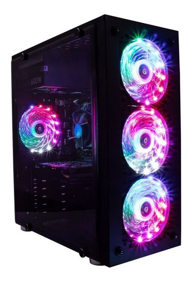 Pc Gamer Ryzen R5 2400g 8gb Ddr4 Roda Fortnite Apex No Ultra