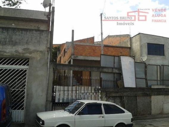 Terreno Residencial À Venda, Brasilândia, São Paulo. - Te0037