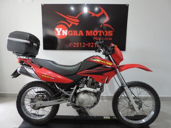 Honda Nxr Bros 150 Es 2007 Linda