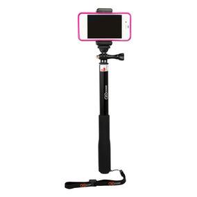 Bastão Selfie P Câmera De Ação Digital E Smartphone Propole