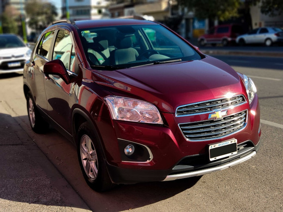 Chevrolet Tracker 1.8 Ltz Fwd Bordó 80000km