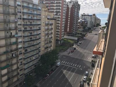 Monoambiente En Av. Colon Y Güemes, A La Calle, Impecable!!!