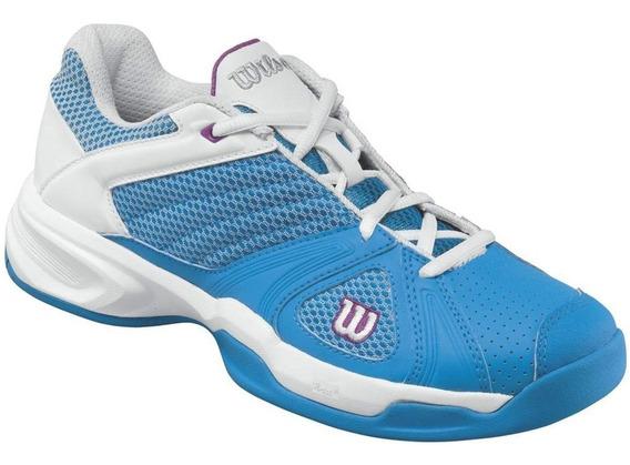 Zapatillas Wilson Tenis Dama Open Ac