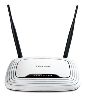 Router TP-Link TL-WR841N blanco