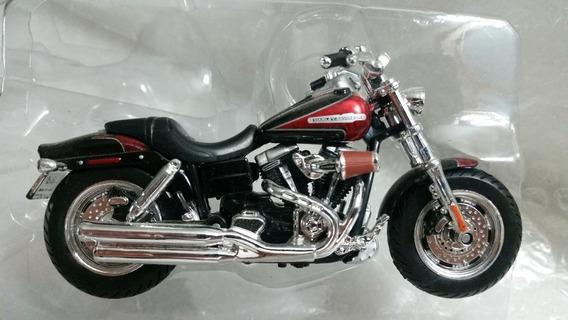 Moto Colección Maisto Harley Davidson Escala 1/18