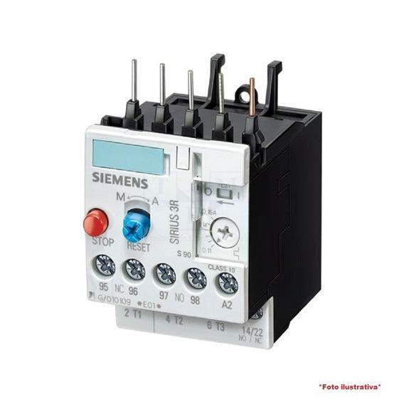 Rele Termico 4,5-6,3a 3ru1116-1gb0 Siemens