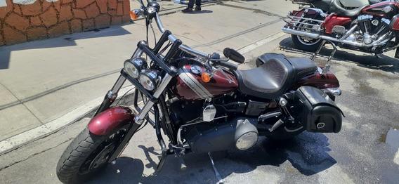 Harley Davidson Fat Bob 2015