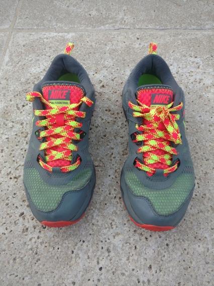 Zapatillas Nike Mujer Dual Fusion Talle 37-38