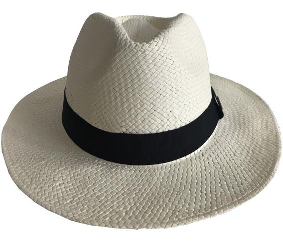 Sombrero Estilo Panama Soft Compañia De Sombreros H9433191