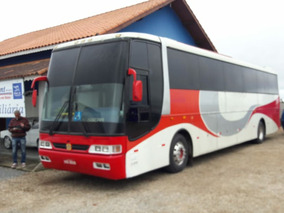 Busscar Scania 07 Marchas Shift Pneus Novos 100% Revisado