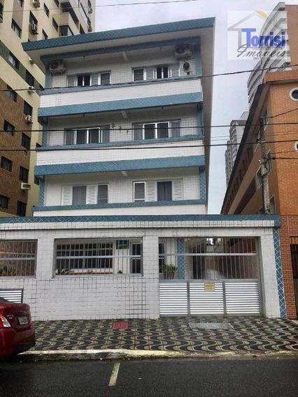 Kitao Em Praia Grande, Sala, Sacada, Cozinha, Canto Do Forte, Kn0173 - Kn0173