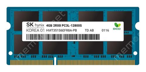 Memória RAM  4GB 1x4GB SK hynix HMT351S6EFR8A-PB