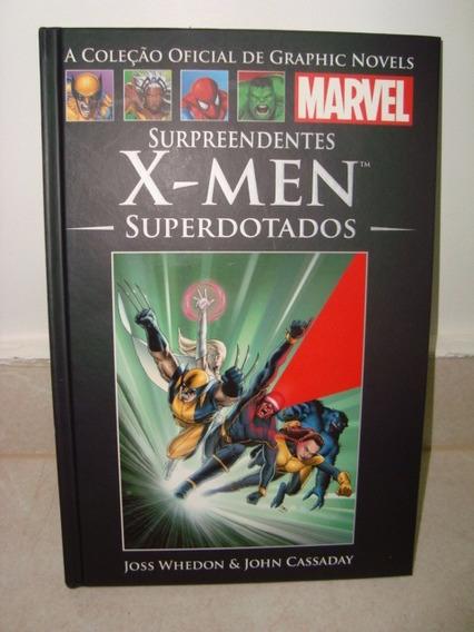 Os Surpreendentes X-men Superdotados Marvel Salvat 36