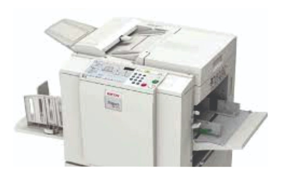 Duplicador Digital Ricoh Dx2330