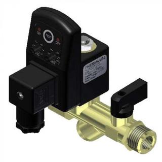 Purgador Eletrônico C/ Filtro Y 1/2 Cs - 728a - Fluir