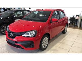 Toyota Etios 1.5 16v X Aut. 4p 2019 Okm