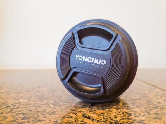 Lente Yongnuo Prime 50mm F1.8 Nikon - Cinquentinha