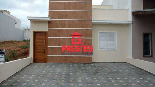 Casa Em Condomínio-à Venda-horto Florestal-sorocaba - Stcn30025