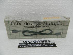 # Cabo Link De Jogo Multiplo Game Gear - Lacrado - Loja Rj