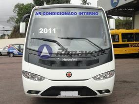 Micro Ônibus Rodoviario 28 Lug. Ano 11/11 Vw Com Ar Interno