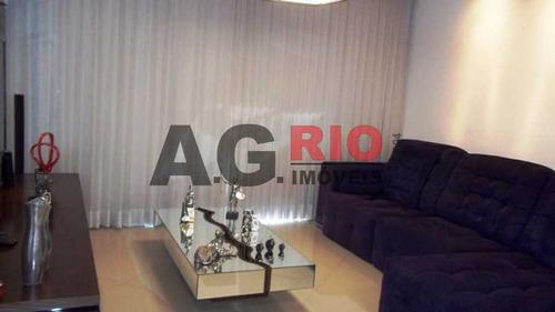 Apartamento-à Venda-vila Valqueire-rio De Janeiro - Agv30838