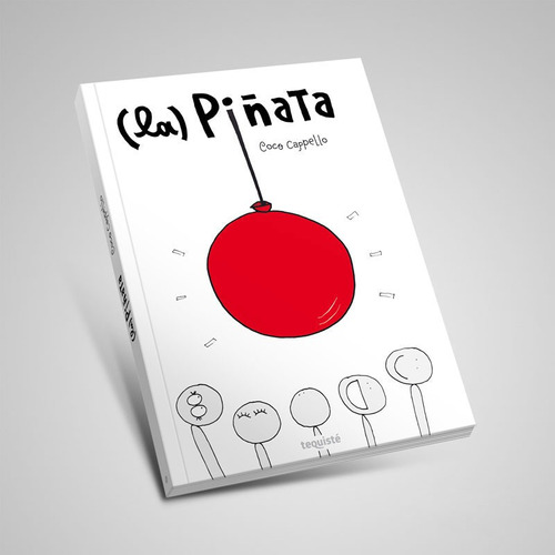 La Piñata. Carolina (coco) Cappello