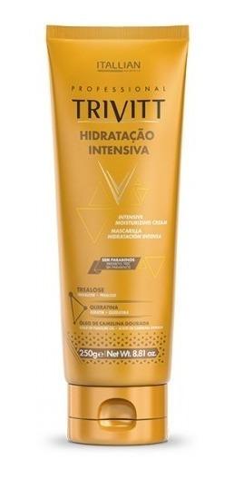 Itallian Color Máscara De Hidratação Intensiva Trivitt 250g