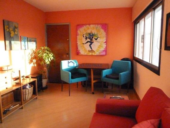 Apartamento Em Moema Índios - Mo289