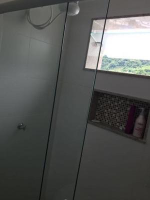 Apartamento Para Venda Em Angra Dos Reis, Porto Aquarius, 1 Dormitório, 1 Banheiro, 1 Vaga - 052