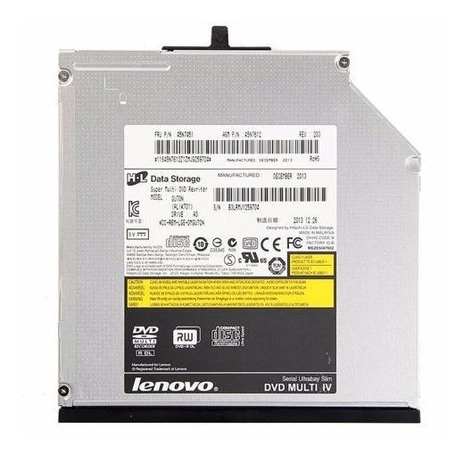 Unidad Laptop Lenovo Dvd-rw Cd-rw T400 T410 T420 X220 20dlrs