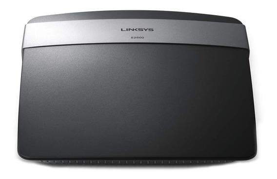 Router Linksys E2500 negro