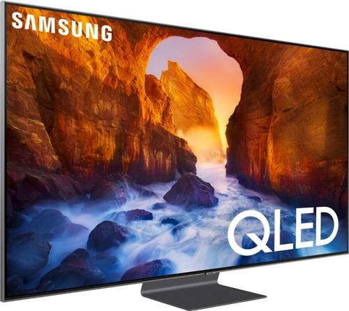 Imagen 1 de 7 de Pantalla Samsung Qn75q90rafxza 75 PuLG 4k Smart Tv Qled 2020