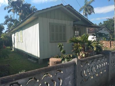 Casa Com Terreno Na Vila Dos Ferroviários - Ca0079