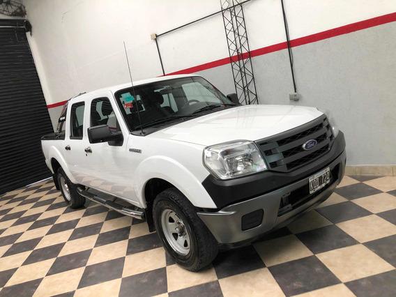 Ford Ranger 2011 Xl Plus Impecable Estado Al Dia Permuto