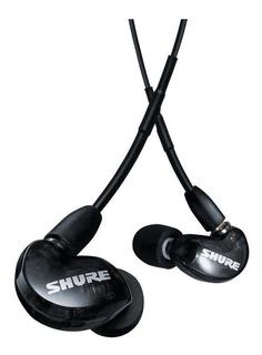 Auriculares inalámbricos Shure SE215 black