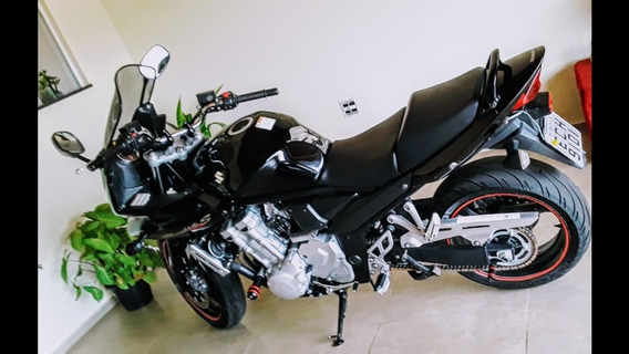 Suzuki Bandit 1250s