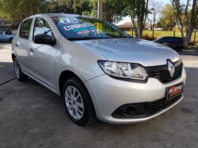 Renault Sandero 2015 Completo 1.0 Flex 68.000 Km Muito Novo