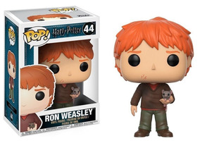 Boneco Funko Pop! Harry Potter - Ron Weasley - 44