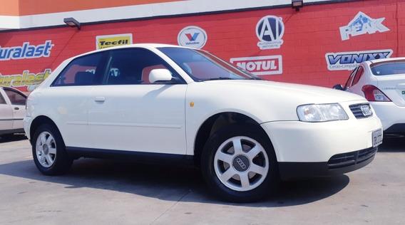 Audi A3 2000 2°dono Manual E Chave Reserva