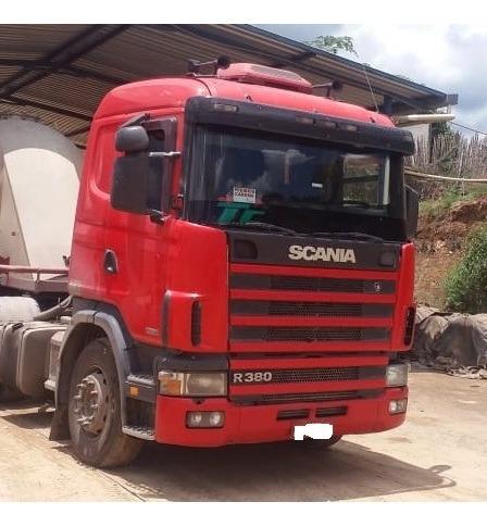 Scania 380 2007/2008