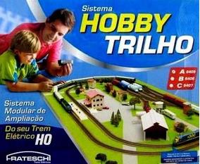 Frateschi - Caixa De Ampliação C - Hobby Trilho
