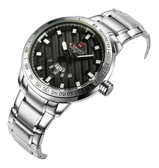 Relógio Casual Masculino Naviforce Modelo 9090 Top!