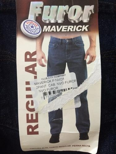 Pantalon Furor Maverick Recto Unica Pieza Mercado Libre
